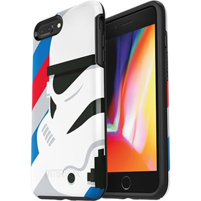 OtterBox Symmetry Case iPhone 7+ / 8+ - Stormtrooper Edition