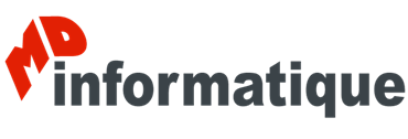 Logo MD Informatique Inc.